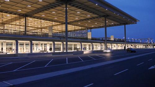 Baustelle BER-Terminal