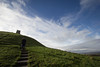Glastonbury Tor by Homdaum