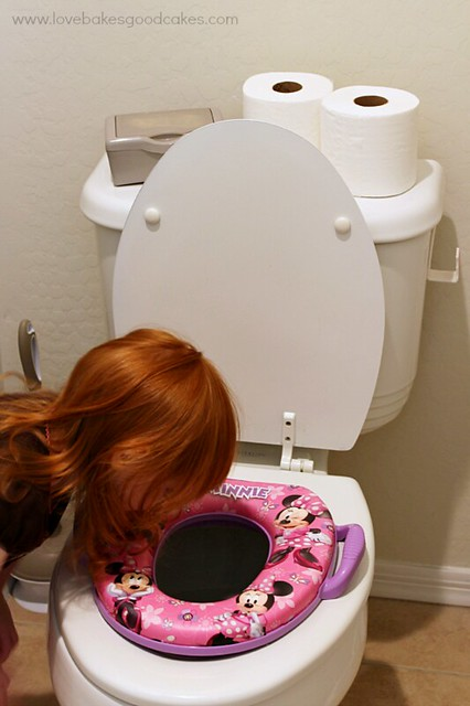 Potty Training - Fresh and Clean with Scott Tissue and Wipes #ScottValue #PMedia #ad