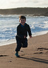 Ethan at Thurlestone beach-4 by David Soanes Photography