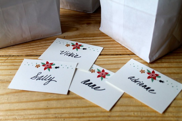 Cards from Minted.com