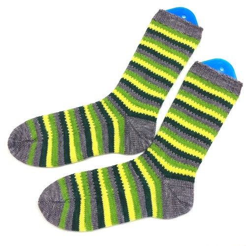 Vanilla Bean Socks