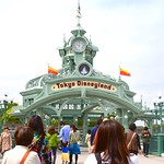 Welcome to Tokyo Disneyland