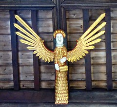 Castor - The Church of St Kyneburgha