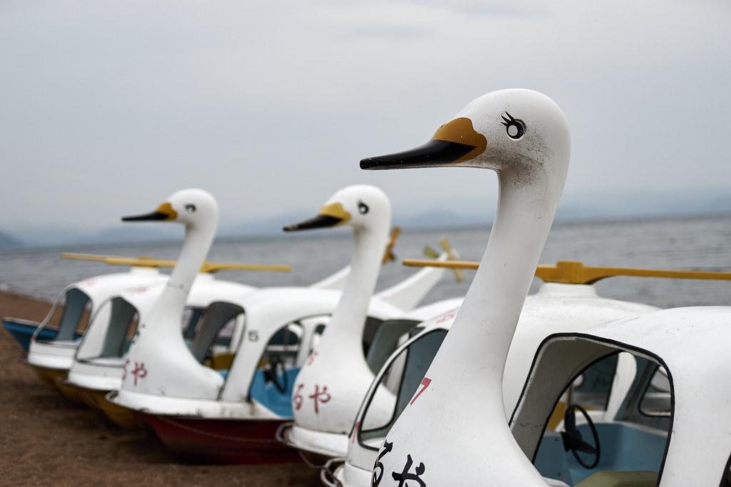 Lake Inawashiro A7II + SIG 50 ART