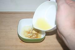 17 - Zitronensaft hinzufügen / Add lemon juice