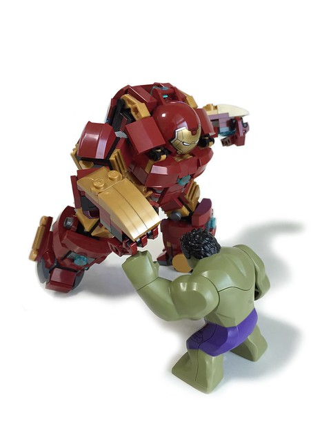 Ironman Hulkbuster Final