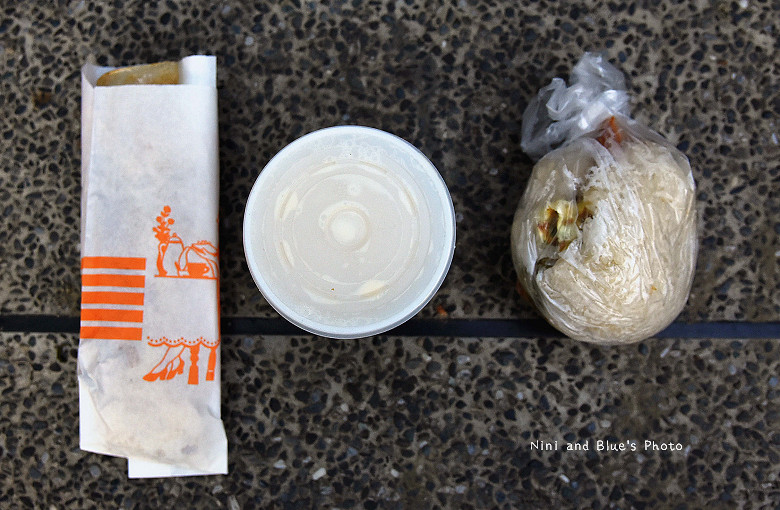 台中飯糰陜西路無名飯糰09