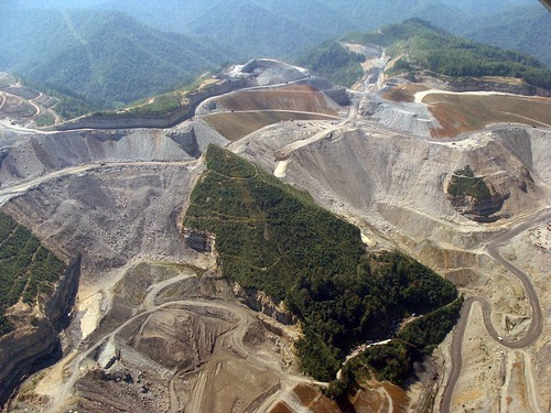 mountaintop removal mining (courtesy of nrdc_media)