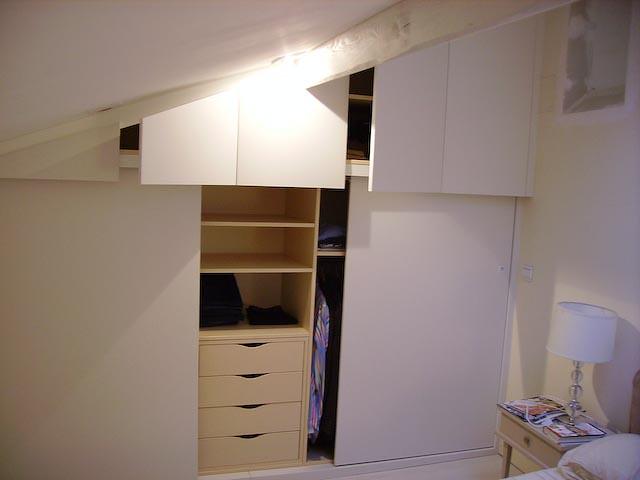 Bespoke Furniture - Wardrobes