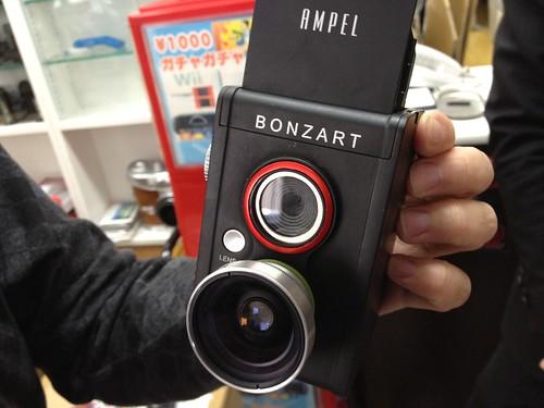 BONZART AMPEL ワイコン装備 下