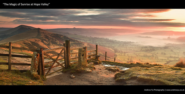 """The Magic of Sunrise at Hope Valley"""