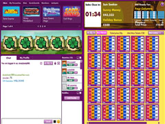 Bet365 80 Ball Bingo Room
