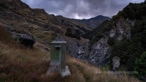 Bullendale Hut Toilet