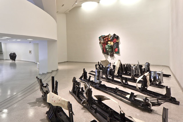 Installation View - John Chamberlain: Choices