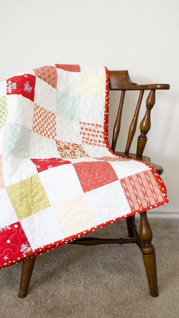 Vintaged Inspired Patchwork