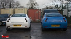 Pair of Fiat Coupe Turbos