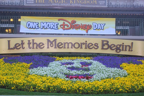 One More Disney Day Train Station