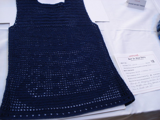 Doctor Who crochet tardis dalek vest tank top geeky nerdy