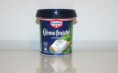 11 - Zutat Creme fraiche Kräuter / Ingredient herb creme fraiche