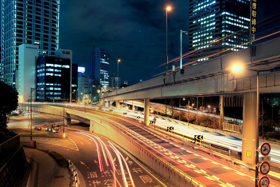 Tokyo Night, Akasaka