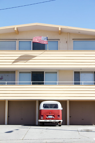 retro apartment, redondo beach los angeles