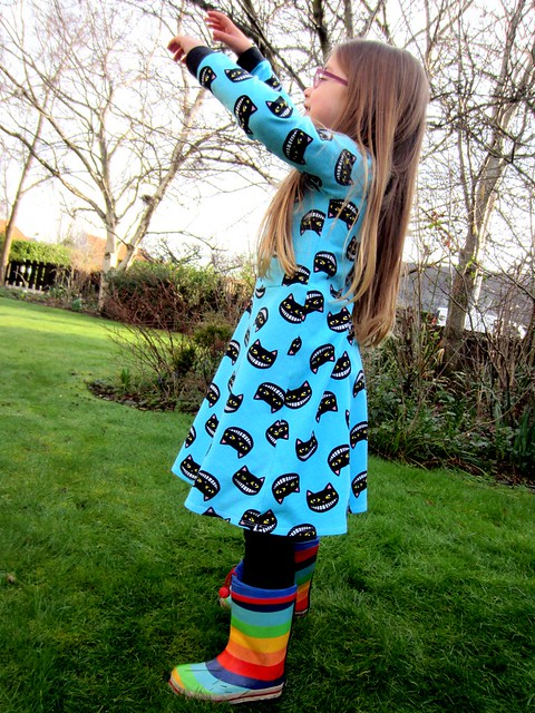 cool cat dress 3