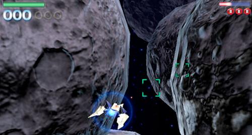 Starfox 64 3D - Meteo