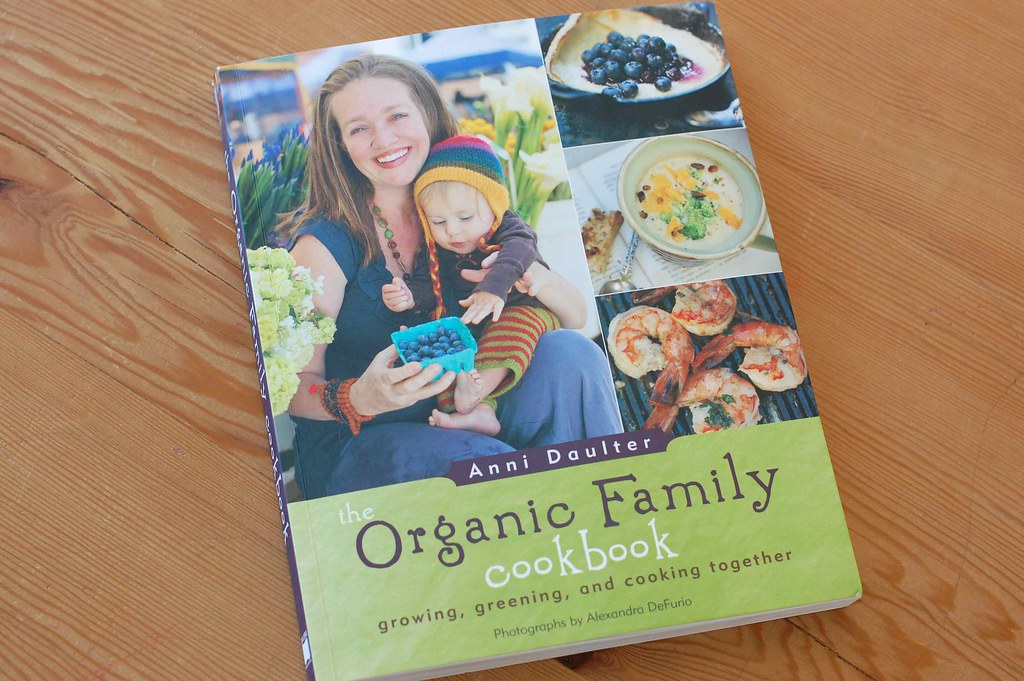 the organic family cookbook