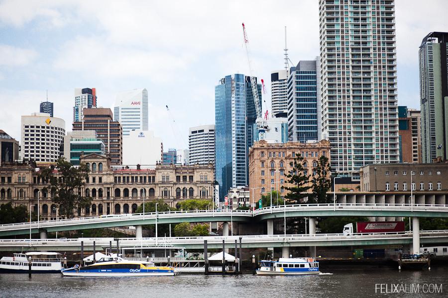 Brisbane Trip