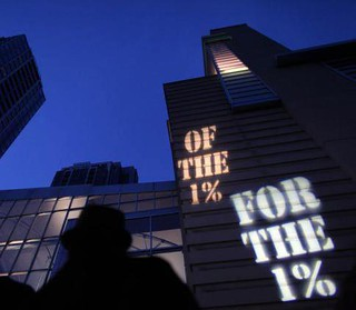 Of the 1%, For the 1 %