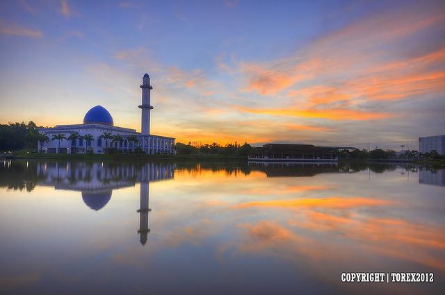 Uniten Mosque.