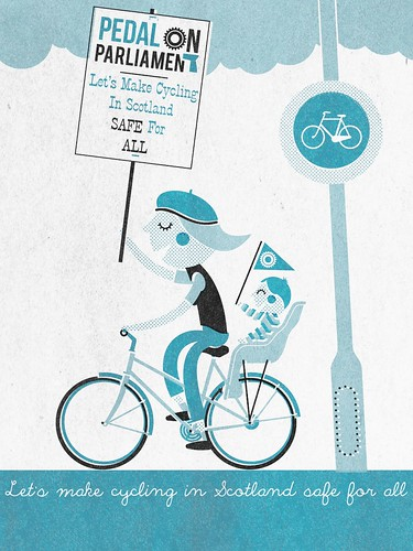 Let's Make Cycling in Scotland SAFE for ALL