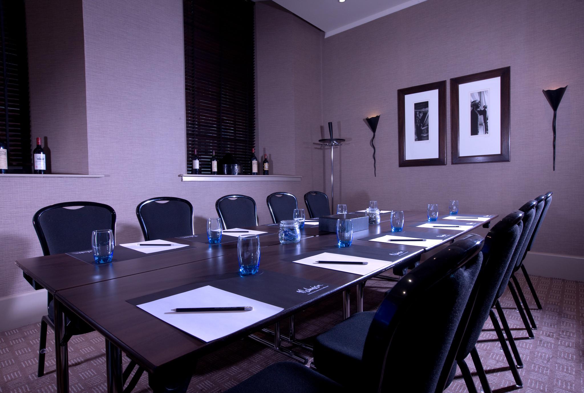 Meeting Room Leeds Bradford Airport