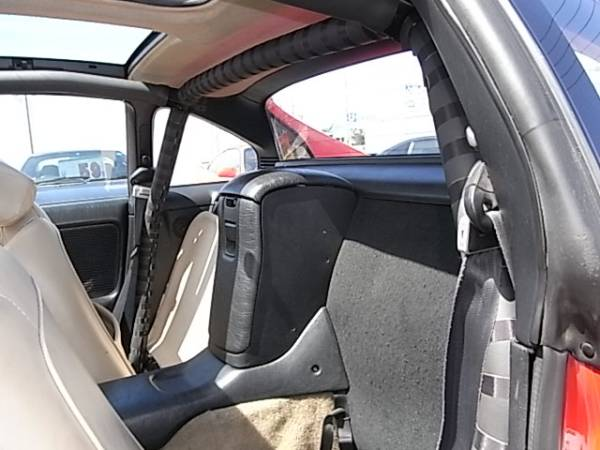 MR2 SW20 4 point Roll cage