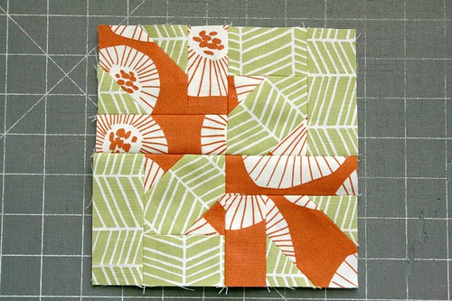 "Farmer's Wife Block #63 ""Ozark Maple Leaf"""