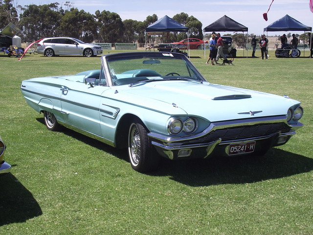 1965 ford thunderbird roadster flickr photo sharing. Cars Review. Best American Auto & Cars Review