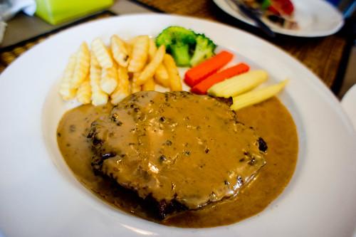 Italian's Steak