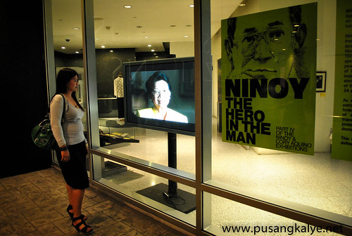 NINOY The Hero in the Man Exhibit at AYALA MUSEUM