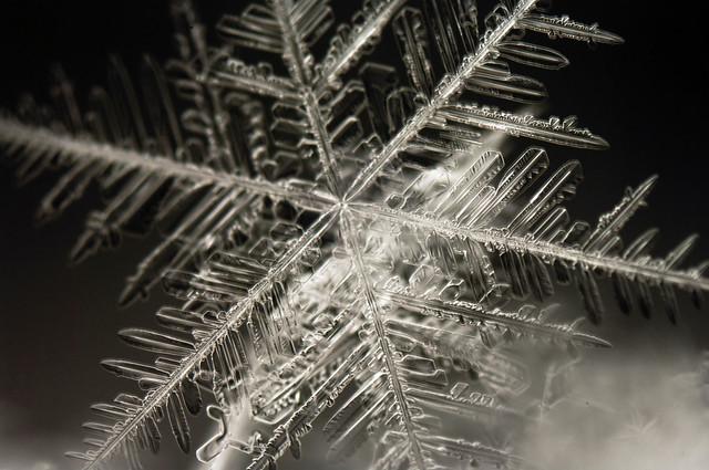 hópehely /snowflake/