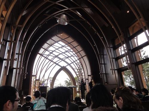 友達の結婚式 in シェラトン・グランデ・トーキョーベイ・ホテル