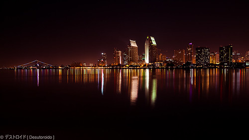 california travel sunset 2 vacation seascape beach canon landscape golden san long exposure cityscape mark diego hour 5d coronado cokin zpro