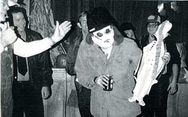 Kondell, Dick Halloween