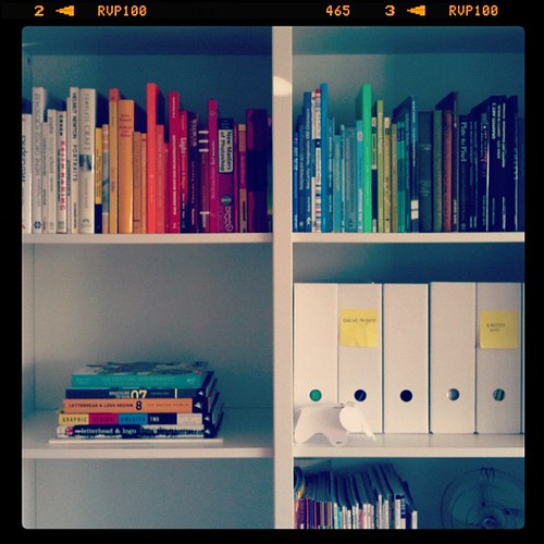 My books... (well, some of them) #fragefotofreitag