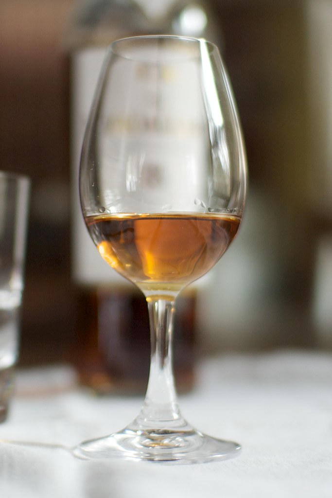 Appearance of Macallan 18