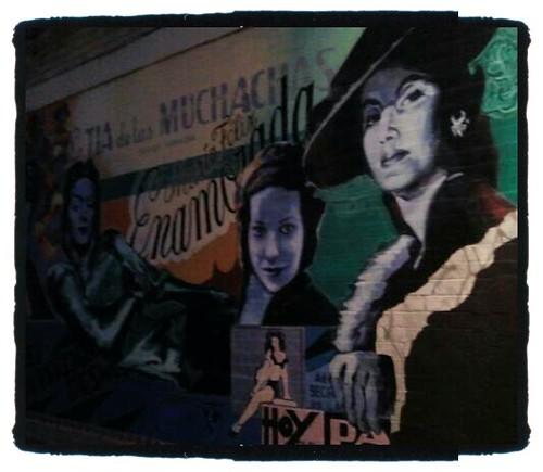 Mohawk Mural by Jodi K.
