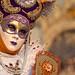maschera in piazza