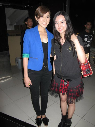 Yise Loo 罗忆诗 and Chee Li Kee