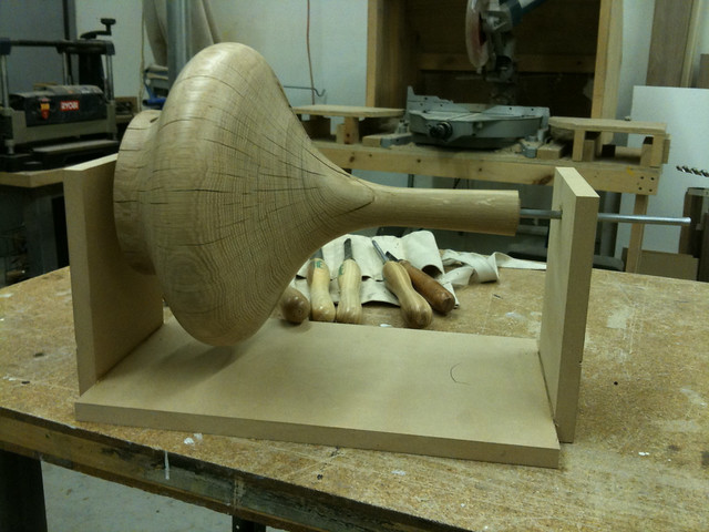 Finishing Jig for enLIGHTen Lamp