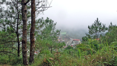 Tam-awan Village at the Top